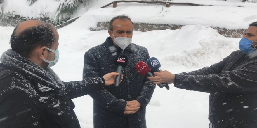"""Kocaeli Valisi Seddar Yavuz,""""Ulaşıncaya kadar devam edeceğiz"""""""