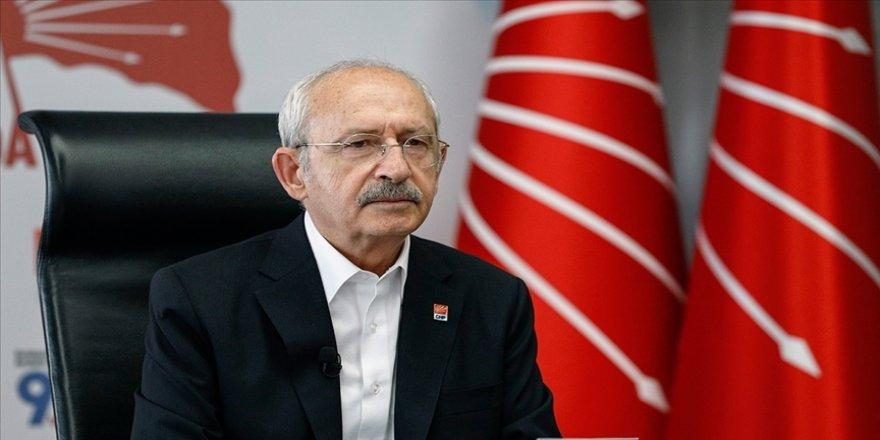 CHP Genel Başkanı Kılıçdaroğlu merhum Rahşan Ecevit'i andı