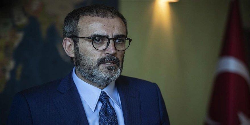 AK Parti Genel Başkan Yardımcısı Ünal: CHP, dönüp HDP'ye 'terörle arana mesafe koy' diyemiyor