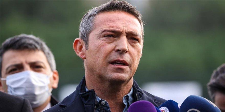 Fenerbahçe Başkanı Ali Koç: Onlar elin oğlu, Mesut evin oğlu