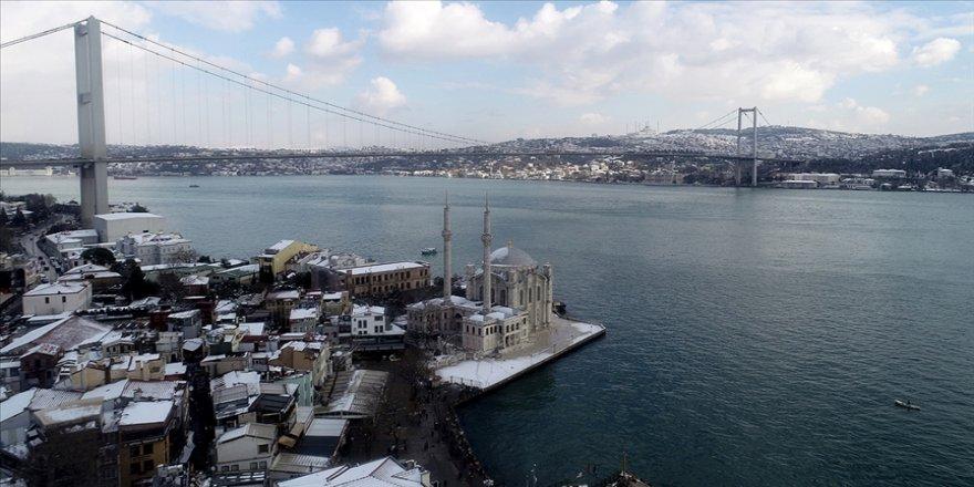 Marmara Bölgesinde sıcaklıkların düşmesi bekleniyor