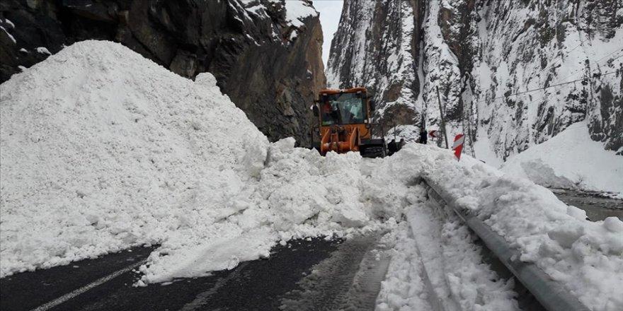 Van, Bitlis, Muş ve Hakkari için yoğun kar ve çığ uyarısı