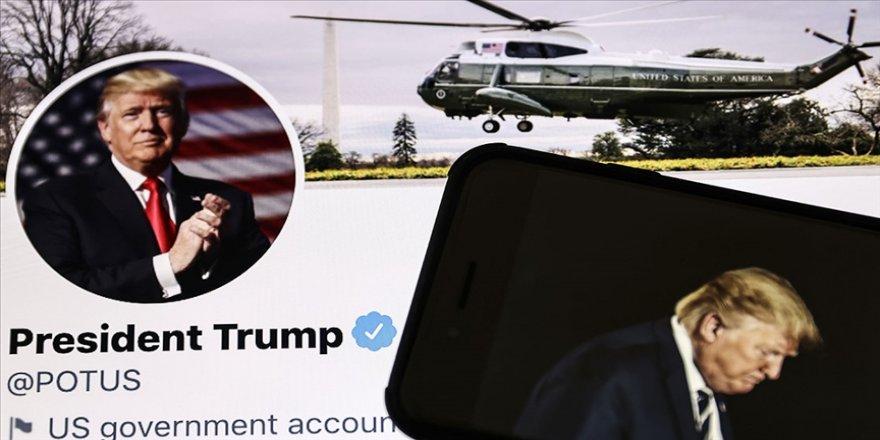 Trump'ın başkanlık döneminde geleneksel basın ve sosyal medya ile savaşı bitmedi
