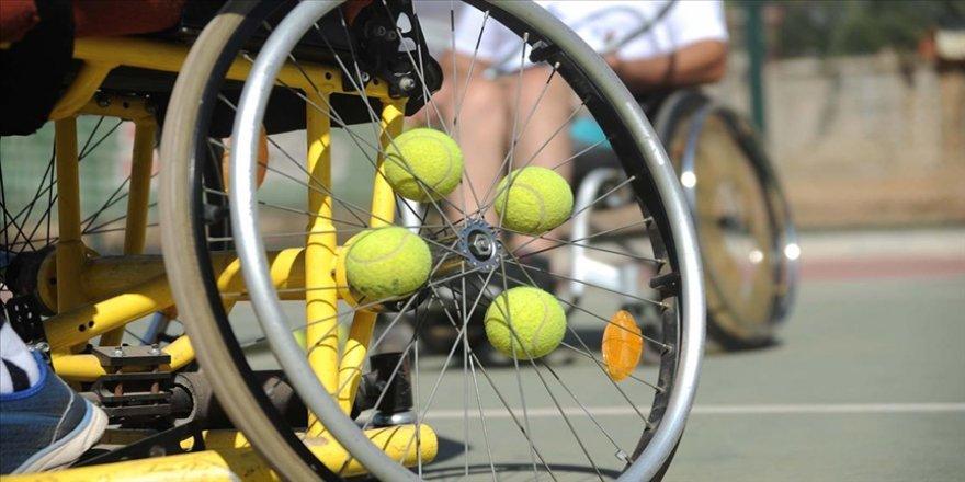 Türkiye 2021'de tekerlekli sandalye teniste 3 uluslararası organizasyona ev sahipliği yapacak