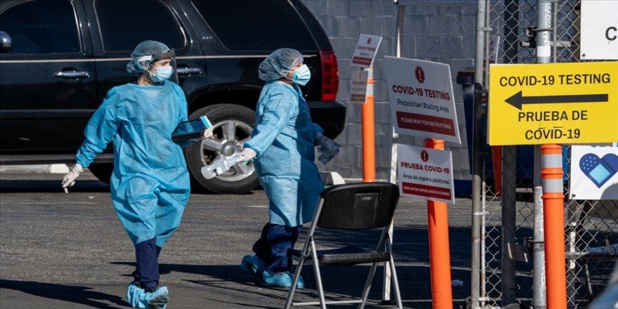 ABD'nin 30 eyaletinde Kovid-19 kaynaklı ölümler arttı