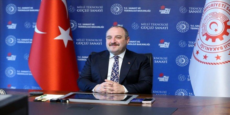 Sanayi ve Teknoloji Bakanı Varank: Güçlü sanayi altyapımız yatırımcılar için Türkiye'yi cazip kılıyor