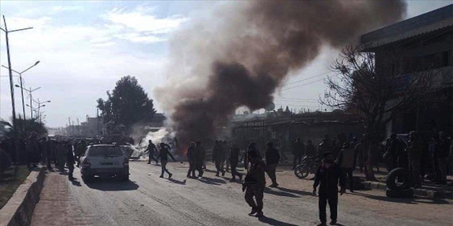 Rasulayn'daki patlamanın faillerini kamera görüntüleri ele verdi