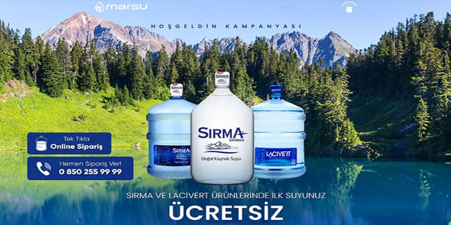 Sırma Su Anadolu Yakası Bayii