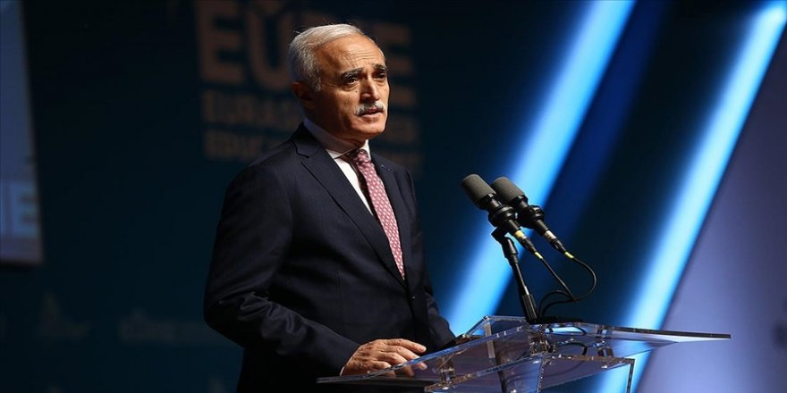 DEİK Başkanı Olpak: En önemli önerilerimizden birisi adil ve kazanımları koruyan hukuk devleti