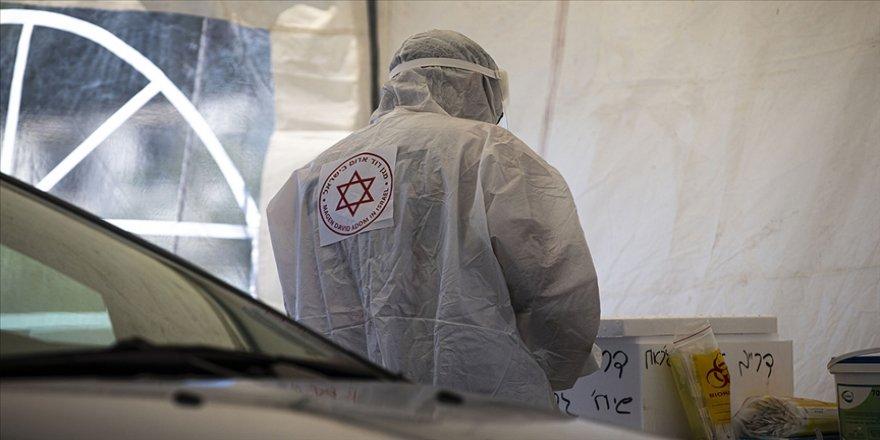 İsrail'de günlük en yüksek Kovid-19 vaka sayısı kaydedildi