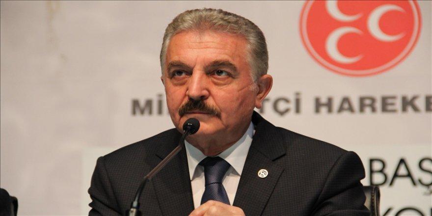 MHP Genel Sekreteri Büyükataman, Kılıçdaroğlu-Davutoğlu görüşmesini değerlendirdi: Geçit vermeyeceğiz