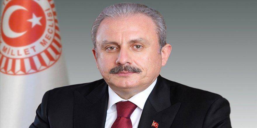 TBMM Başkanı Şentop'tan KKTC Cumhuriyet Meclisi Başkanlığına seçilen Önder Sennaroğlu'na kutlama