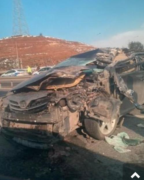 D-100 kara yolu Ankara istikameti Tavşanlı mevkisinde trafik kazası meydana geldi