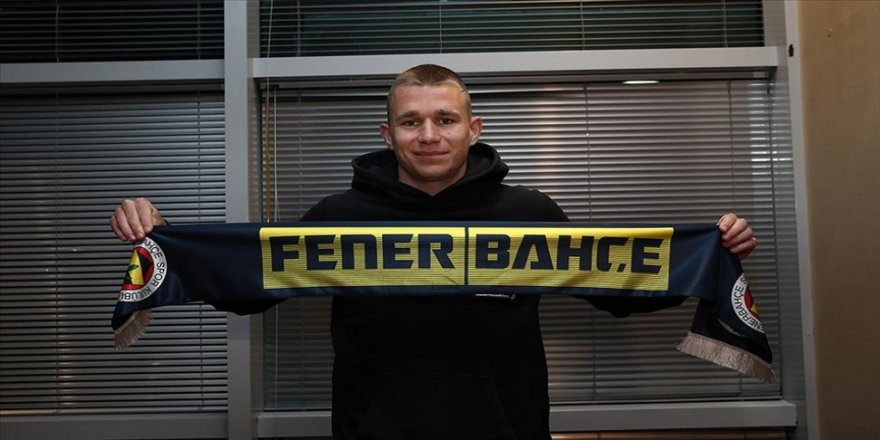 Fenerbahçe'nin yeni transferi Szalai: Kendimi Real Madrid'e transfer olmuş gibi hissediyorum