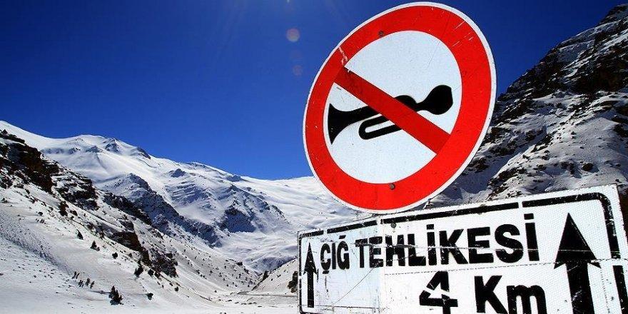 Van, Bitlis, Muş ile Hakkari için kar ve çığ uyarısı