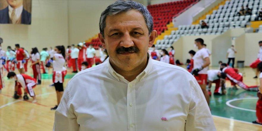 Türkiye Kick Boks Federasyonu Başkanı Kayıcı: Salgın yokmuş gibi çalışmalarımızı sürdürüyoruz