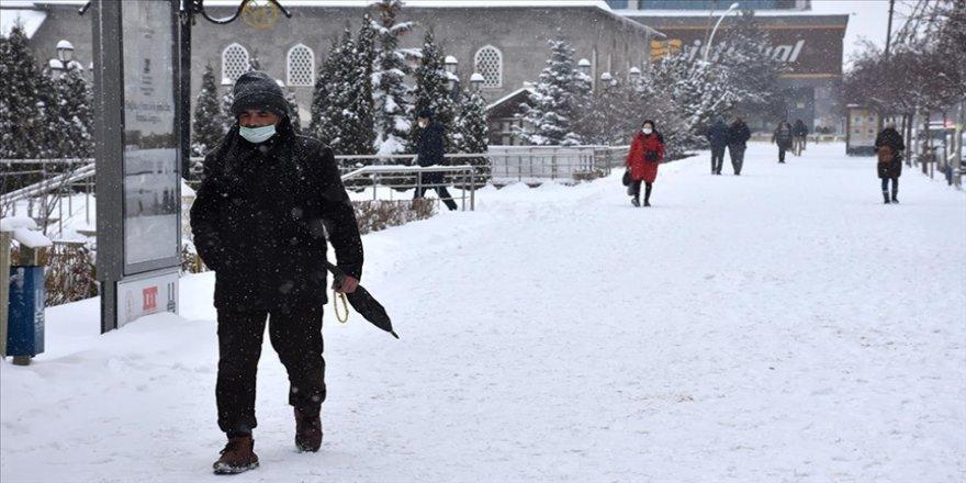Erzurum, Iğdır ve Ağrı'da kar yağışı etkisini sürdürecek