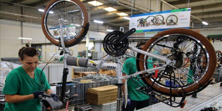Türkiye'nin bisiklet ihracatı 50 milyon avroyu aştı