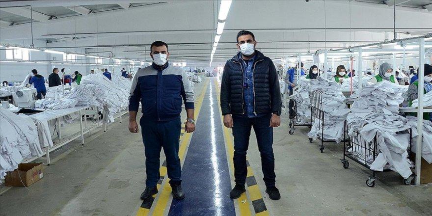 İstanbul'dan memleketleri Bitlis'e dönüp fabrika açan tekstilci kardeşler 300 kişiye istihdam sağladı