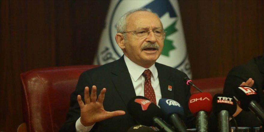 CHP Genel Başkanı Kılıçdaroğlu: Demokrasi şiddeti kabul etmez