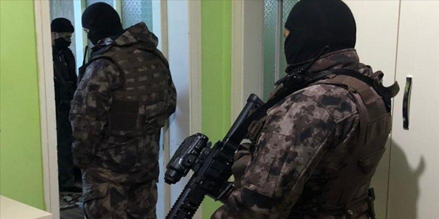 Malatya'da özel harekat destekli uyuşturucu operasyonu: 14 gözaltı