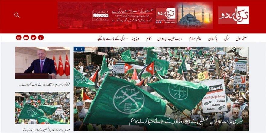 Pakistan'da Türkiye'yi Urduca konuşan halklara tanıtacak haber sitesinin resmi açılışı yapıldı