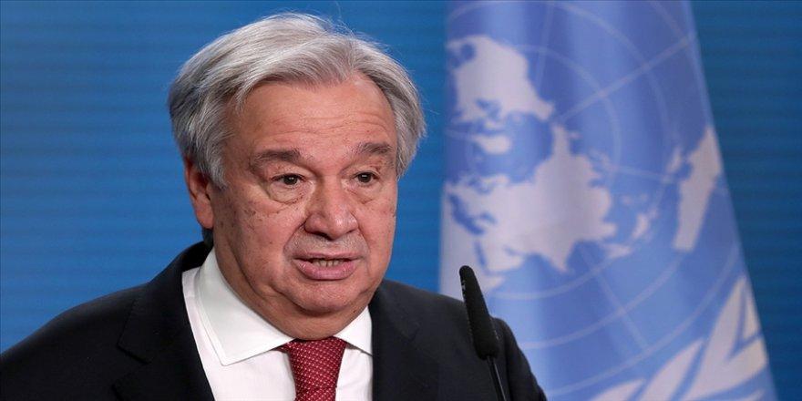 BM, Biden yönetiminin Paris İklim Anlaşması ve DSÖ'ye yeniden katılma kararını memnuniyetle karşıladı