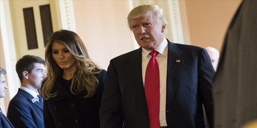 Trump'ın aile üyelerine yönelik Özel Servis korumasını uzattığı iddia edildi