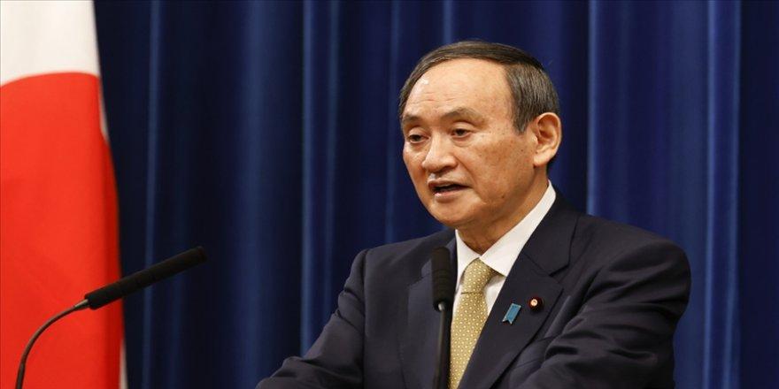 Biden'ı tebrik eden Japonya Başbakanı Suga'dan 'Serbest ve Açık Hint-Pasifik' vurgusu