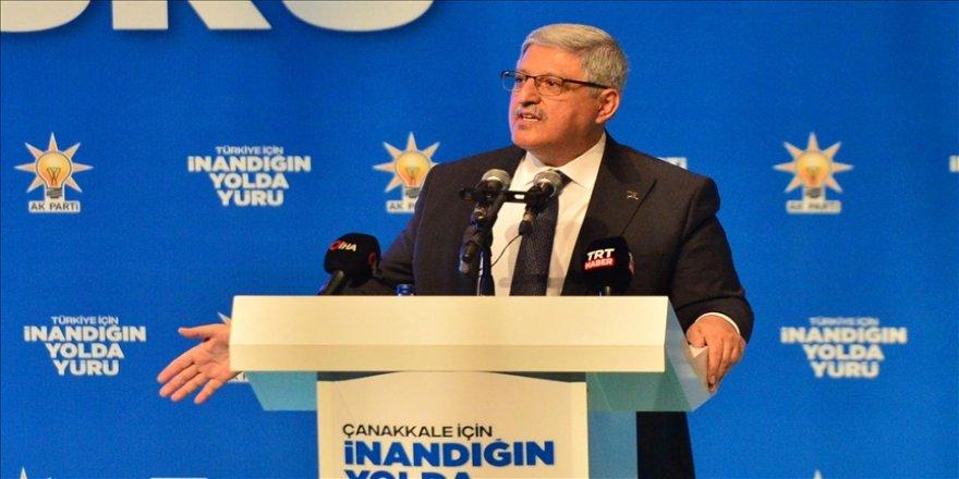 AK Parti Genel Başkan Yardımcısı Demiröz: AK Parti millet tarafından kurulmuştur