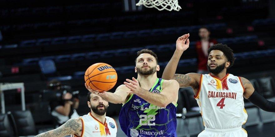 Basketbol FIBA Şampiyonlar Ligi'nde 4 grupta üst tura yükselenler belli oldu