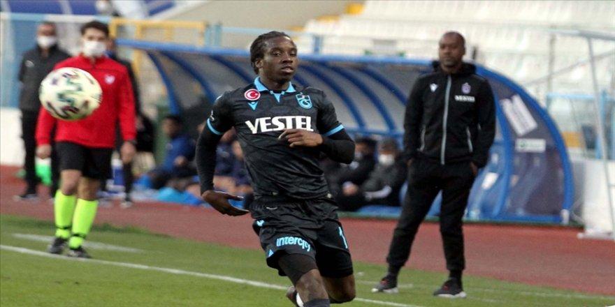 Göztepe, Trabzonspor'dan Fousseni Diabate'yi kiraladı