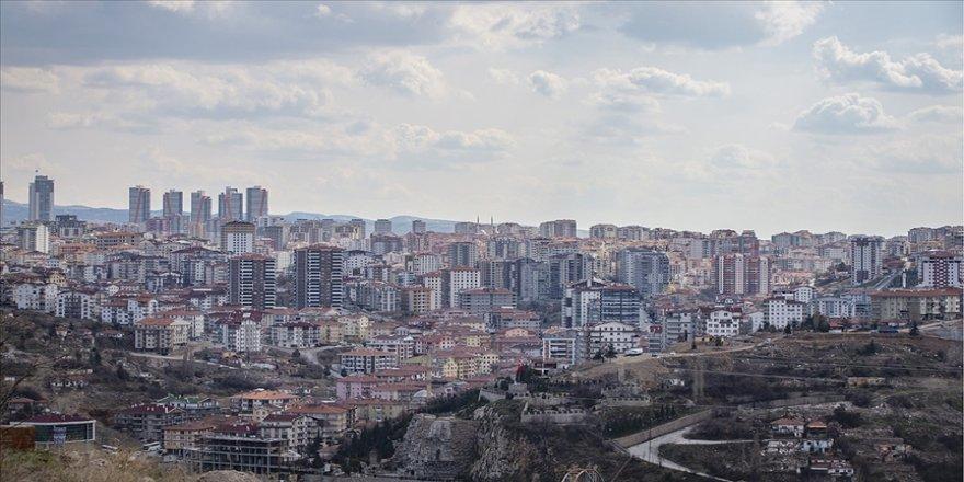 Ankara Büyükşehir Belediyesi Mamak Eserkent Sosyal Konutları'nı yenileyerek aylık 100 liradan kiraya sunacak