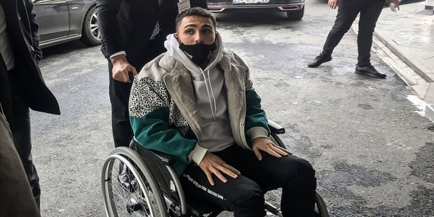Sakatlıklar Trabzonspor'un genç yıldızı Abdülkadir Ömür'ün peşini bırakmıyor