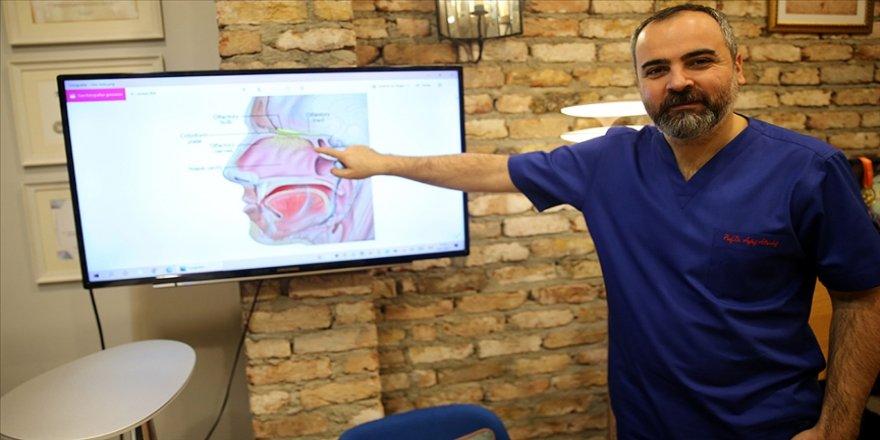 Beyin hasarından kaynaklı koku kaybında tedaviyi kolaylaştıracak sistem geliştirildi