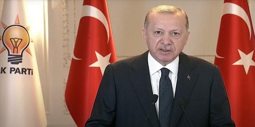 Cumhurbaşkanı Erdoğan: 2023 seçimlerinden hem Cumhurbaşkanlığı'nda hem Meclis'te zaferle çıkacağız