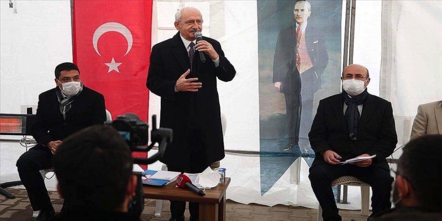 CHP Genel Başkanı Kılıçdaroğlu: 'Türkiye'de demokrasi vardır' algısının bütün dünyaya yerleşmesini isterim