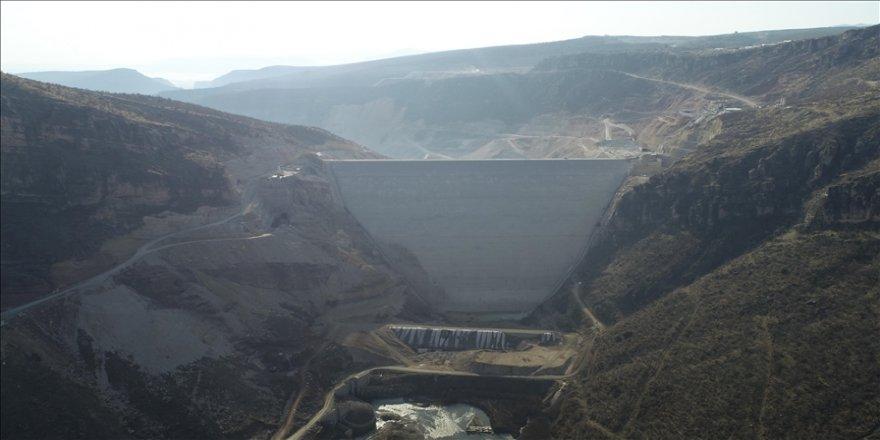 Cumhurbaşkanı Erdoğan'ın katılacağı törenle Diyarbakır Silvan Barajı'nın gövde dolgusu tamamlanacak