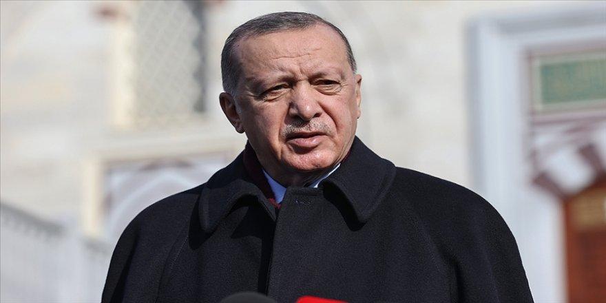 Erdoğan: (Restoranların açılması) Kabine toplantısında bunu yeniden ele alacağız