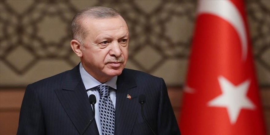 Erdoğan: İstanbul'u uluslararası örgütler bakımından merkez haline getirme hedefimize bir adım daha yaklaşıyoruz