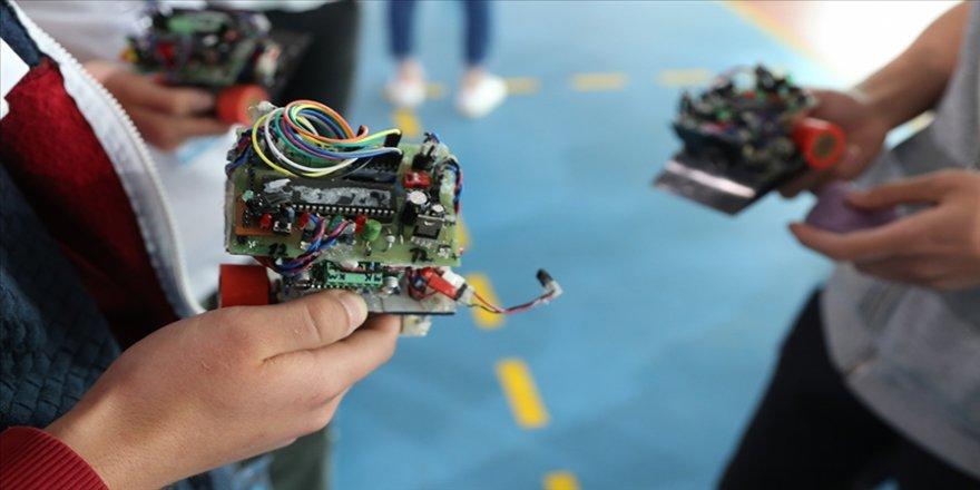 Ankara Kalkınma Ajansı robot yarışları düzenleyecek