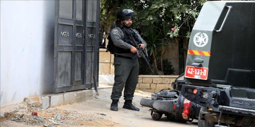 İsrail güçleri Batı Şeria'daki gösteriler sırasında 5 Filistinliyi yaraladı
