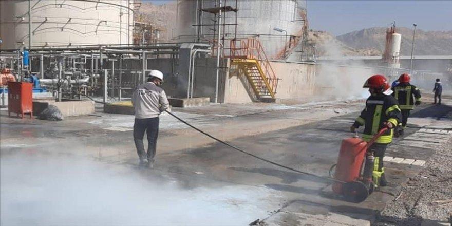 İran'ın doğusundaki petrokimya tesisinde patlama oldu