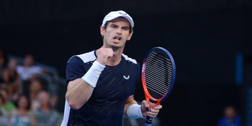 Kovid-19'a yakalanan Andy Murray Avustralya Açık'a katılamayacak