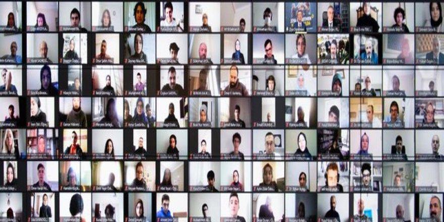 'Ziya Öğretmen Bizim Okulda' buluşmaları Kartal Anadolu İmam Hatip Lisesi ile devam etti