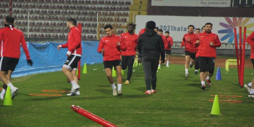 Hatayspor, Gaziantep FK'ye konuk olacak