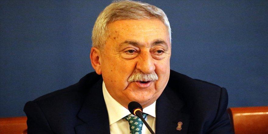 TESK Genel Başkanı Palandöken: (Esnafın sorunları) İlk kabine toplantısında çözüme yönelik olumlu adımlar bekliyoruz