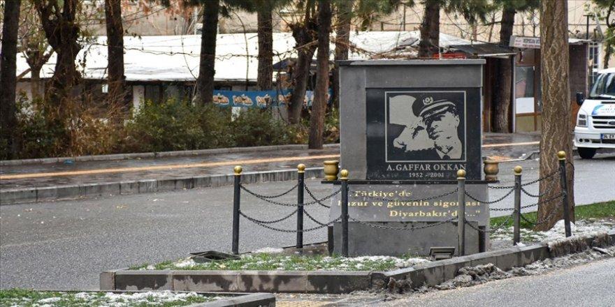 Diyarbakır'da gönüllerde taht kuran şehit Gaffar Okkan unutulmuyor