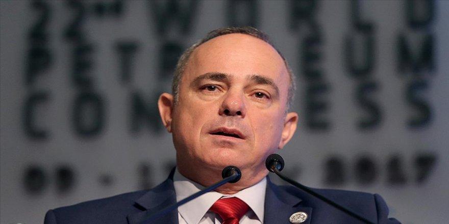 İsrail Enerji Bakanı Steinitz: Türkiye Doğu Akdeniz Gaz Forumu'na katılmak isterse memnuniyet duyarım