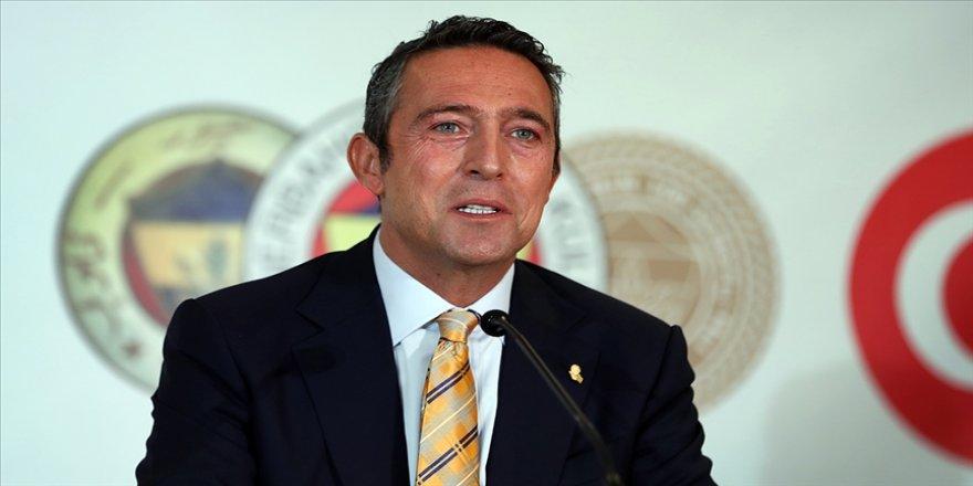 Fenerbahçe Kulübü Başkanı Ali Koç: (Mesut Özil) Evin oğlu evinde başarılı olacaktır
